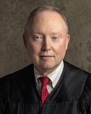 Judge Greg Nicholas